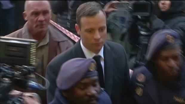 Högsta domstolen skärper straffet för Pistorius