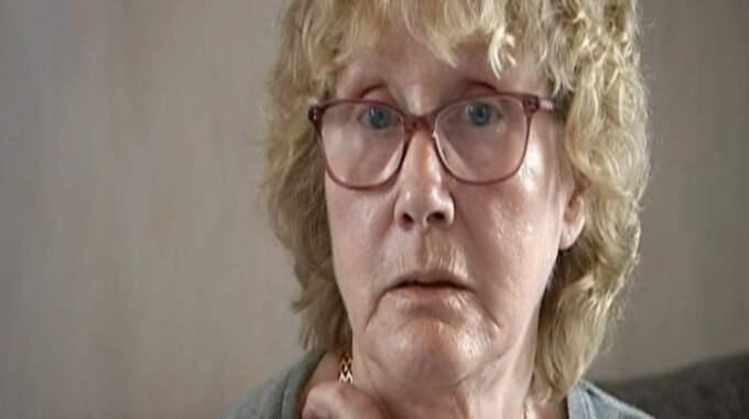 Elisabet Eriksson tvingades betala 2500 kronor för mycket efter ett besök på Folktandvården. Foto: TV4