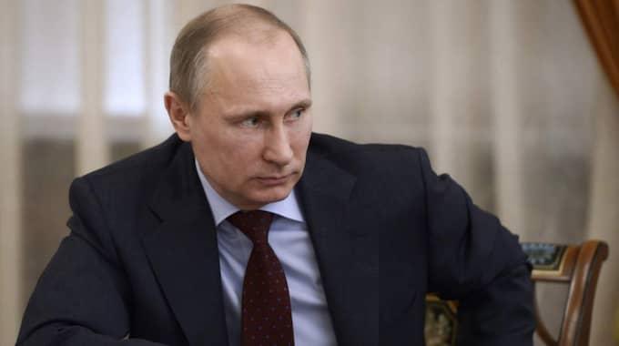 Rysslans president Vladimir Putin. Foto: Alexei Nikolsky