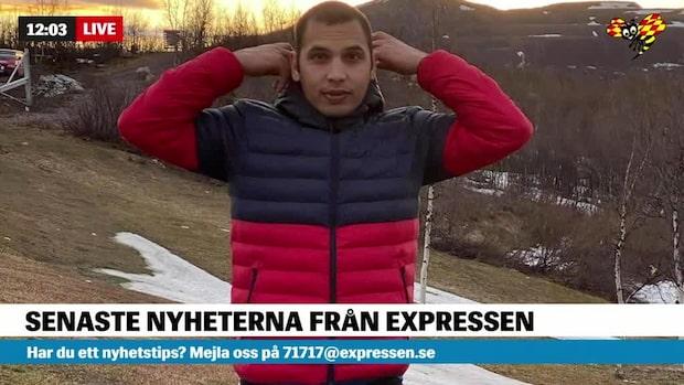 Reza, 20, mördades – bara dagar före sitt bröllop