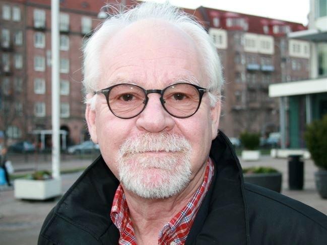 Christer Liljenberg, ordförande SverigesBildelsgrossister Förening.