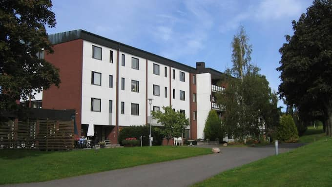 Trygghetslarmet på äldreboendet Ranliden slutade vid 22-tiden på fredagen att fungera. Foto: Falköpings kommun