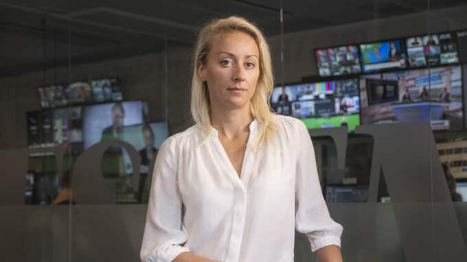 """Catarina Lundbäck: """"Det ultimata straffet har Johanna Möller utsatt sin familj för."""" Foto: THOMAS ENGSTRÖM"""