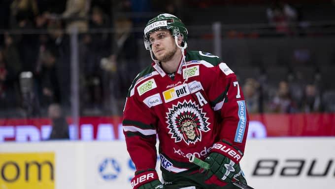 Elva mållösa matcher för Henrik Tömmernes. Foto: MICHAEL ERICHSEN