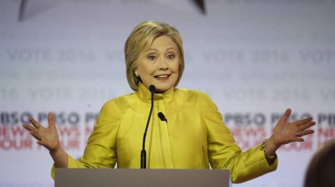 Hillary Clinton Foto: Gash Morry