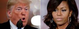 Därför förlåter Michelle Obama aldrig Trump
