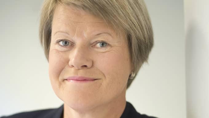 Ulla Andersson, ekonomiskpolitisk talesperson (V) Foto: Denny Lorentzen
