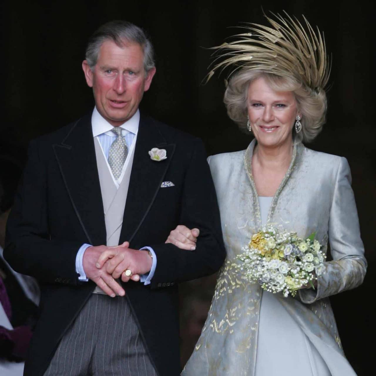 Charles gifter om sig med sitt livs kärlek