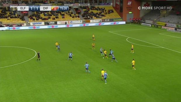 Highlights: Elfsborg-Djurgården