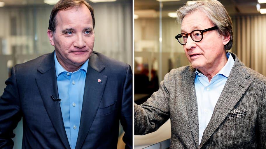 Mellan 1998 och 2002 var Björn Rosengren näringsminister i Göran
