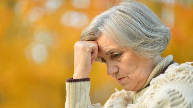 första tecken på alzheimers