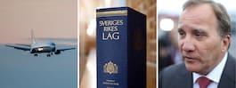 Man åtalas för hotbrev till Löfven och 21 ministrar