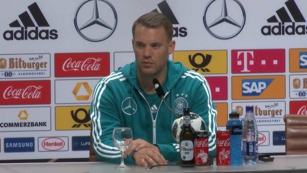 """Neuer: """"Vi hade ett lagmöte som drog ut på tiden"""""""