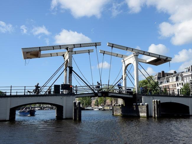 Bron Magere Brug har stängts av tills vidare.