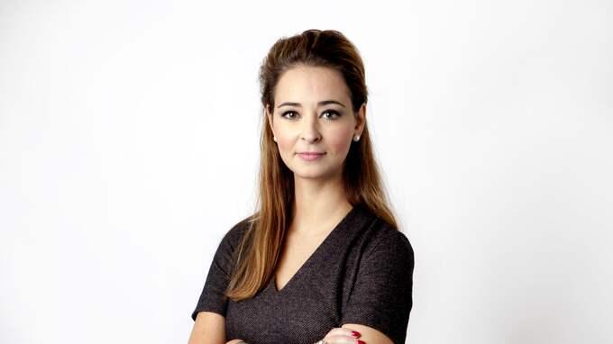 Alice Teodorescu, politisk redaktör på GP. Foto: PER WAHLBERG / PER WAHLBERG