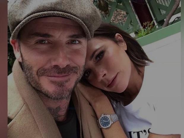 Vilka är familjen Beckham?