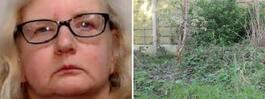 Hämnden: Slog ihjäl pappan och grävde ned kroppen