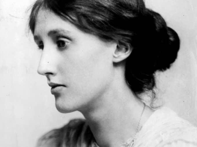 TOG INTRYCK. I Virginia Woolfs författarskap märks tydliga spår av tidens naturvetenskapliga genombrott. Foto: TV 2 Danmark