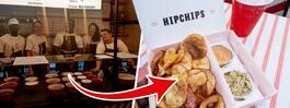 Restaurangen som får chipsälskare att dregla