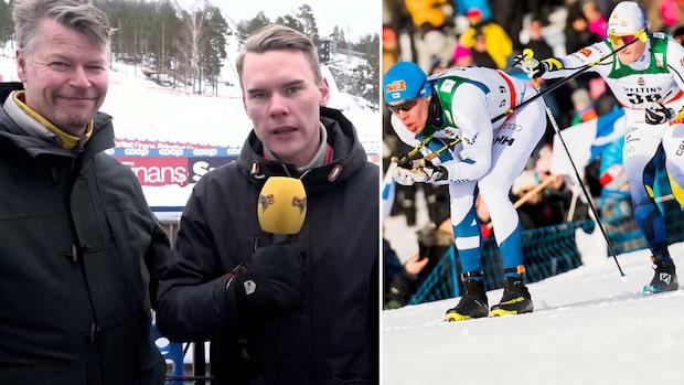 Skidsnack: Okända bråket mellan Sverige och Finland