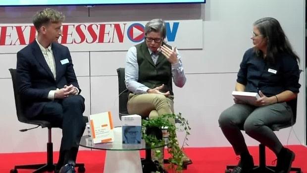 Lena Andersson och Victor Malm diskuterar postmodernism