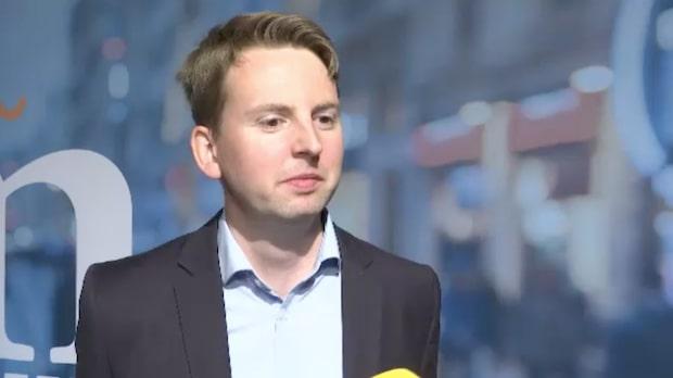 """Berggren: """"Inspirerande att få komma tillbaka till svensk politik"""""""