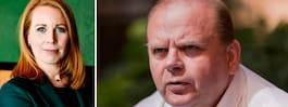 Ex-ministern petas  – för andra gången