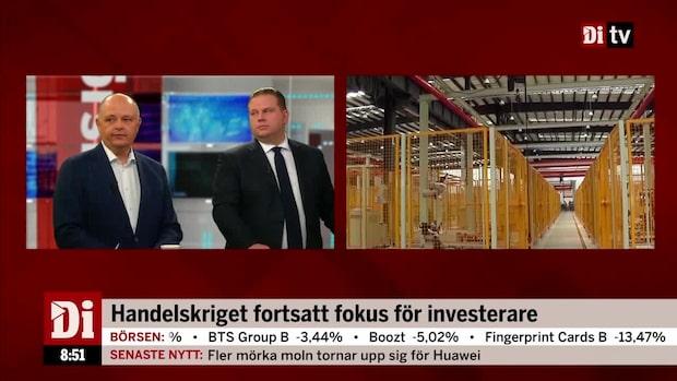 Norberg och Nilsson om handelskonflikten: Finns likheter med kalla kriget