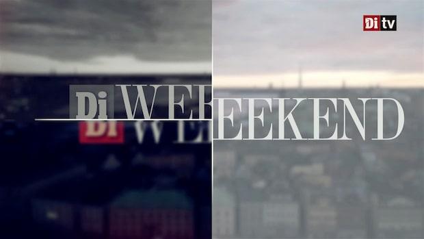 Di Weekend 13 mars - Se hela programmet
