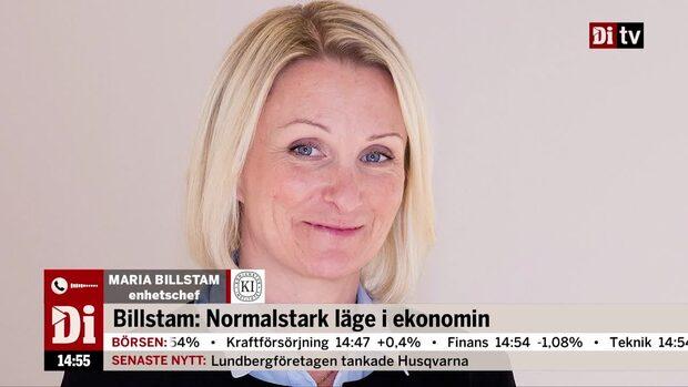 """Konjunkturbarometern under 100 för första gången sedan 2015: """"Drivs ner av tillverkningsindustrin"""""""