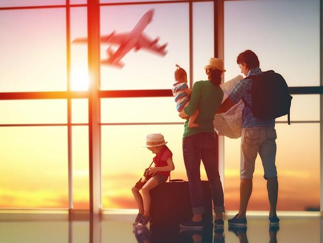 Vill du få bästa priset på flygresan bör du i regel boka biljett 60 dagar i förväg.