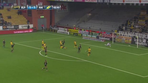 Highlights: Elfsborg-AIK