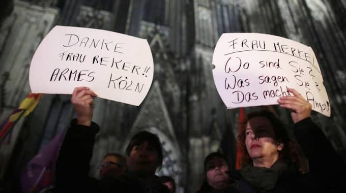 Borgmästarens utspel om råd till kvinnor för att undvika övergrepp har fått hård kritik. Foto: Oliver Berg / Epa / Tt
