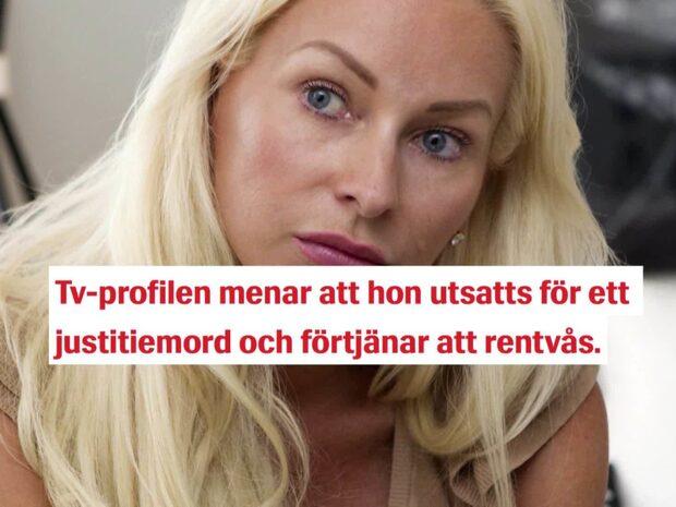 Östermalmsladyn vädjar om nåd hos Stefan Löfven