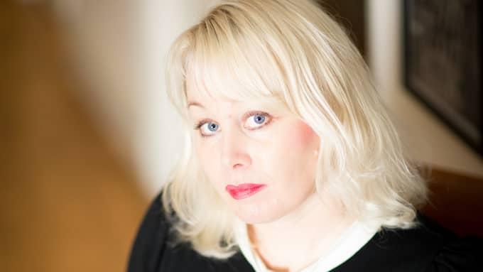 Ann Heberlein, lektor i etik och kandidat till riksdagsvalet för M Foto: MIKAEL WILMARSGARD