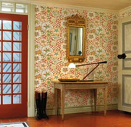 Inredningsexperten: Bästa golv och tapet i hall och kök  Leva & bo