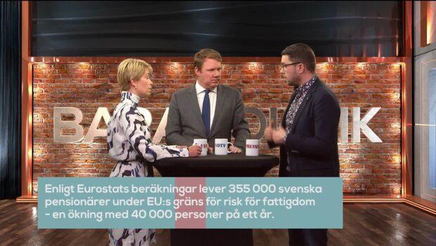 Bara politik: Åkesson (SD) om utbrändheten