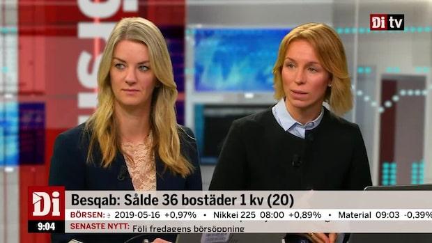 Landeborn och Jeansson om bolaget Besqab