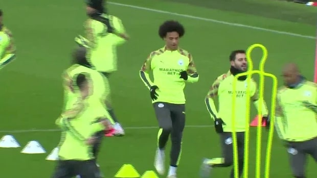 """Sané lämnar City: """"Han vill till en annan klubb"""""""