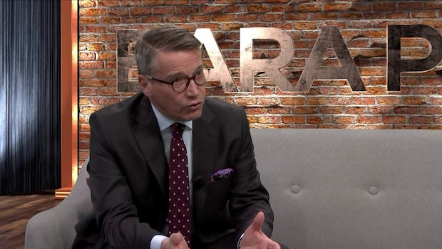 Göran Hägglund gästade kvällens Bara politik