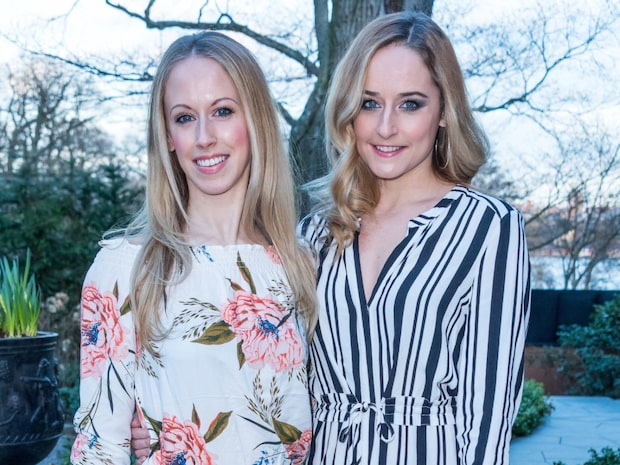 Prinsessan Sofias systrar gör karriär i kändiseliten