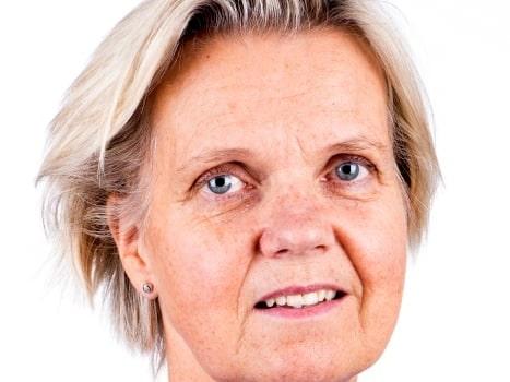 Nina Bohm-Starke, överläkare på kvinnokliniken på Danderyds sjukhus, ser även hur patienterna ökar.