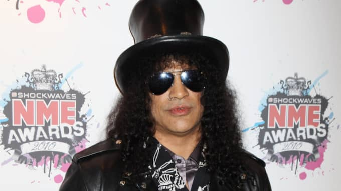 Slash Foto: Dave Hogan / GETTY IMAGES / ALL OVER PRESS / GETTY IMAGES GETTY