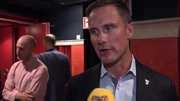 """Rönnberg: """"Fansen förtjänar att se tröjan först"""""""