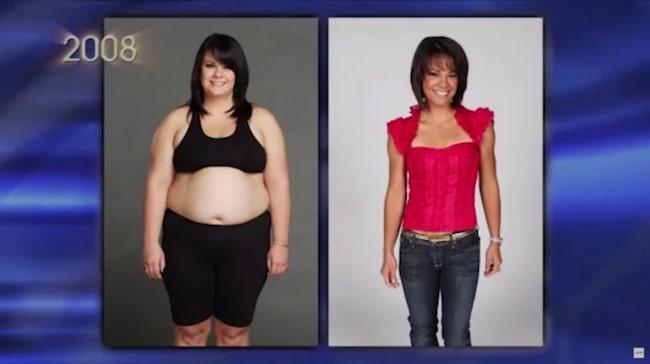 går ner i vikt utan orsak