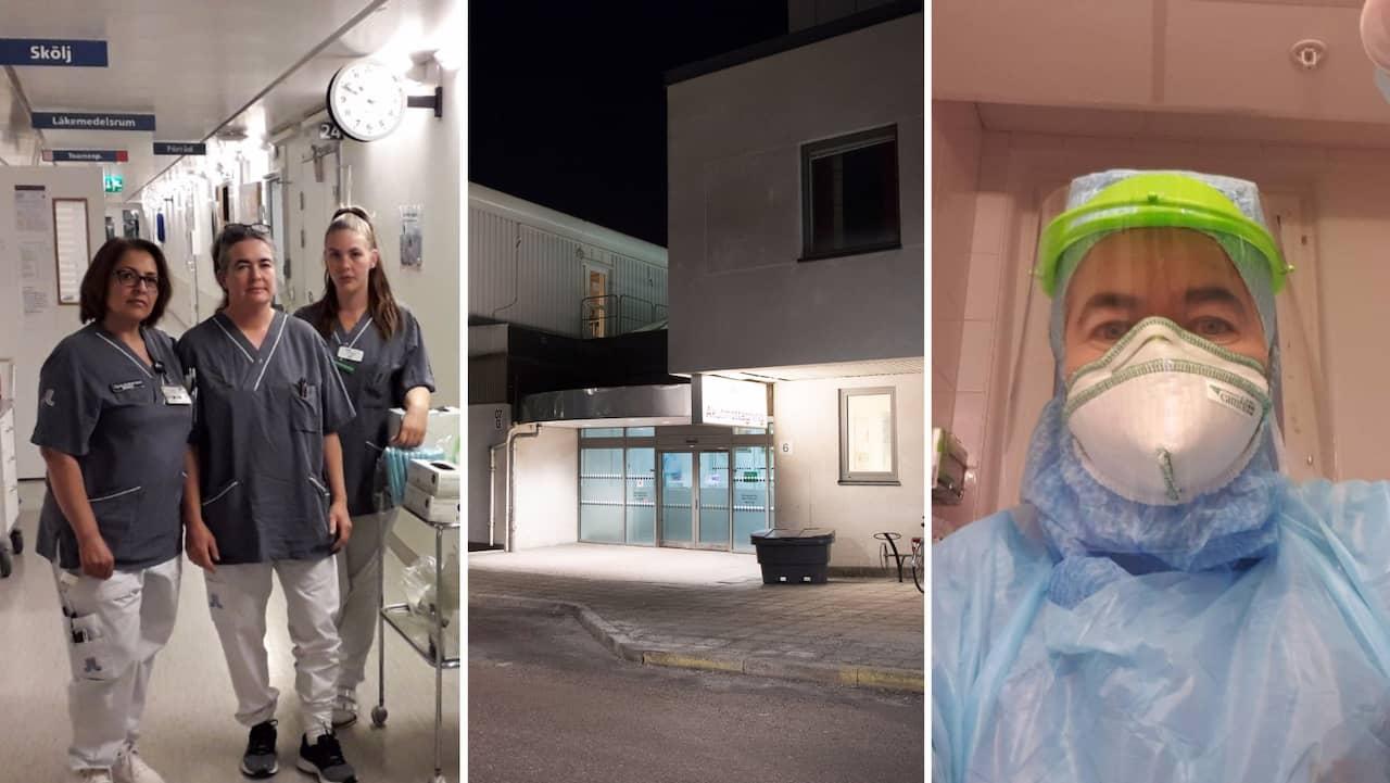 Larm från SÖS: Coronasjuka riskerar smitta andra patienter