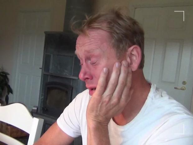 """Gunde Svan i tårar: """"Folk har ingen aning"""""""