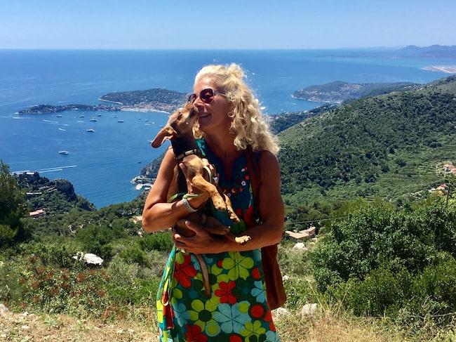 Sania Hedengren hittade drömhuset och flyttade till Frankrike.