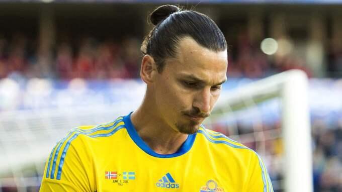 Zlatan Ibrahimovic. Foto: Daniel Stiller / Bildbyrån