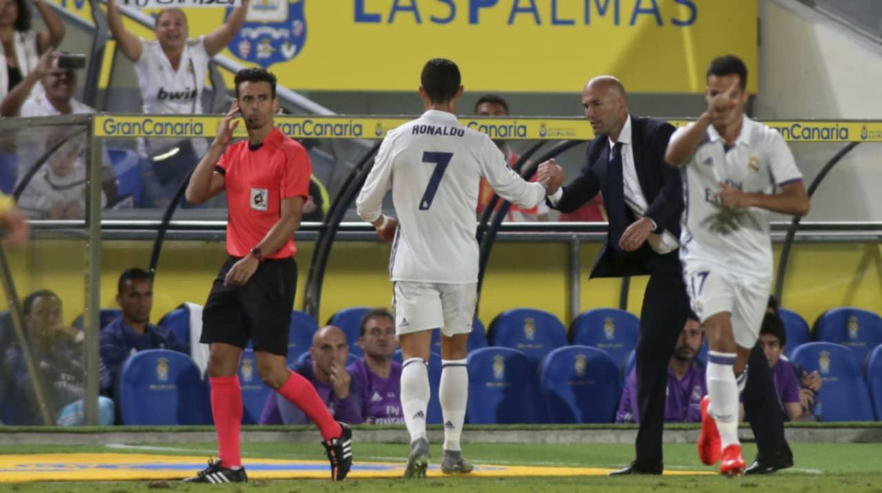 Zidane jag ar glad att blev utvisad